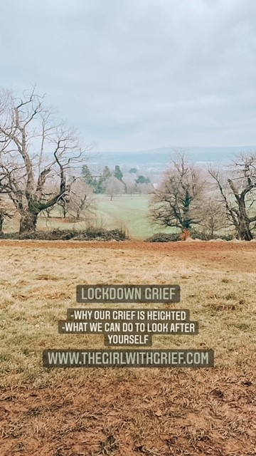 Lockdown Grief